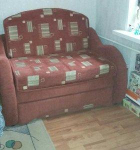 Расскладывающийся диван