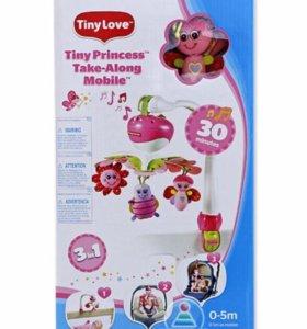 Tiny love princess мобиль Новый карусель