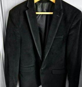 Пиджак для юноши размер 46-48