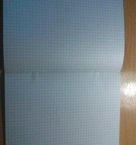 Тетрадки А5 28 листов новые
