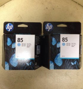 Картридж HP 85 C9428A light cyan
