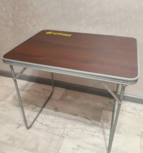 Стол складной аллюминевый 60х80х70