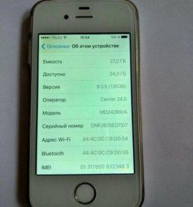 iPhone 4 s 32Gb ОРИГИНАЛ