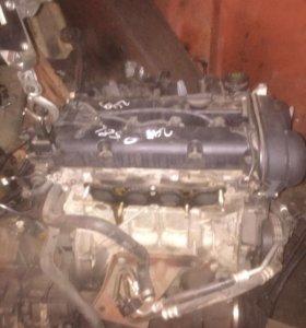 Двигатель форд фокус 2 1.6 shda 100 л.с