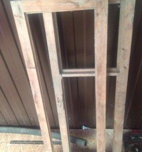 Продаются деревянные окна