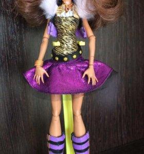 Monster High / Монстер хай Клодин она живая