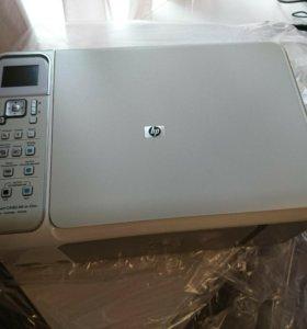 Принтер сканер копир HP +фотопечать