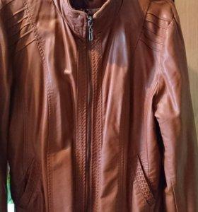 Куртка б/у два раза