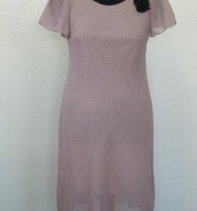 Новое платье из шифона