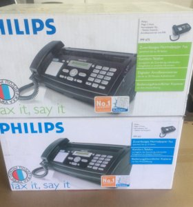 Факс Philips PPF-675