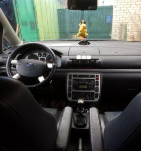 Форд гелокси