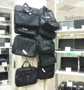Фирменные сумки для ноутбука Targus, Dell, Lenovo