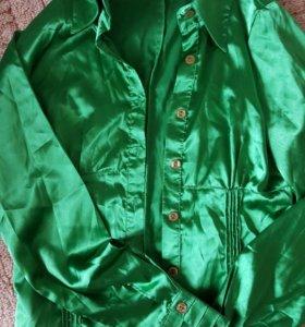 Блузки б/у 42, 44 размер