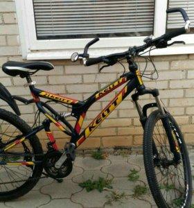 Велосипед горный keltt