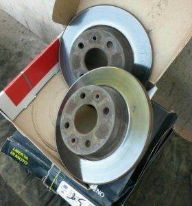 Тормозные диски ВАЗ 2109 2114