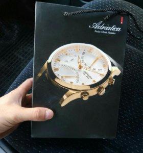 Часы швейцарские.
