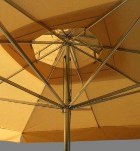 Зонт 4*4 метра