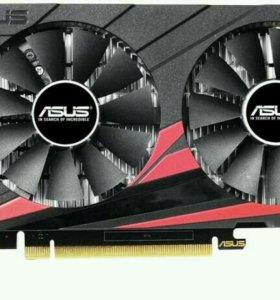 Видеокарта ASUS GeForce GTX 1050TI (1050 Ti), EX-G