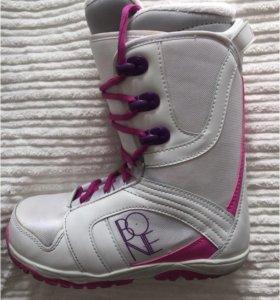 Ботинки для Сноуборда BONE