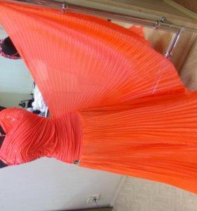 Платье для бальных  танцев St