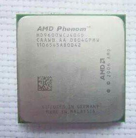 AMD Phenom 9600 4 ядра
