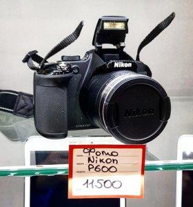 Фотоаппарат Nikon p600