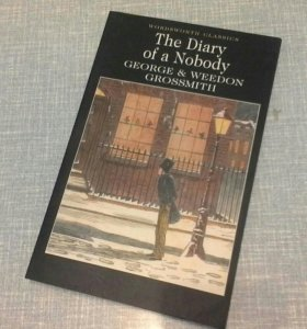 Книга The Diary of a Nobody