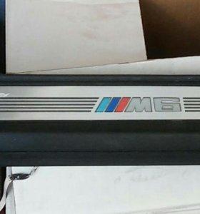 Накладка на порог BMW M6 e63 51477898229