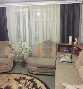 Квартира, 3 комнаты, 65.5 м²