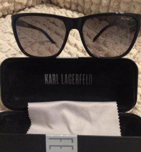солнцезащитные очки KARL LAGERFELD оригинал