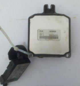Мозги Opel 09364609 DW