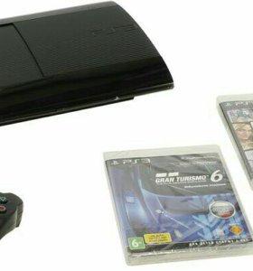 Игровая приставка Sony Playstation 3 CECH-4308C
