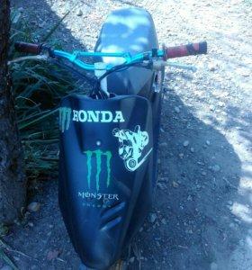 Хонда дио27