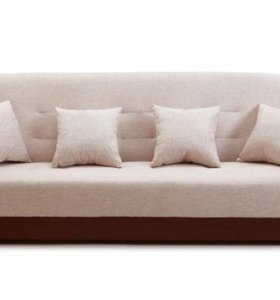 Новый диван рогожка бежевый