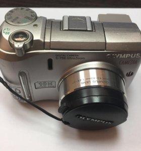 Olympus c750
