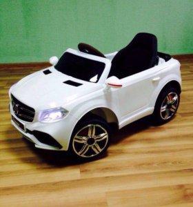 Детский электромобиль новый