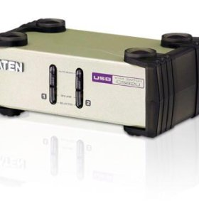 CS82U. КВМ-переключатель PS/2-USB