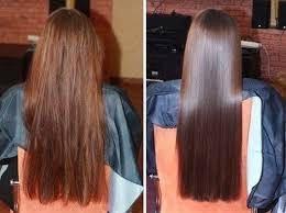 Кератиновое выплямение волос 💆🏻