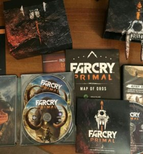 Компьютерная игра Фаркрай. PC game FARCRY Primal