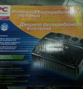 ИБП APC BE700G-RS новый
