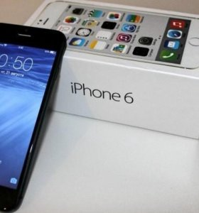 iPhone 6 white Gold