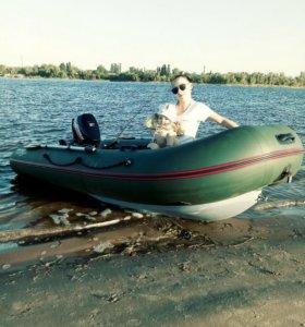Продам лодку, или меняю на мото