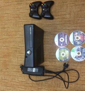 Xbox 360 на 500gb