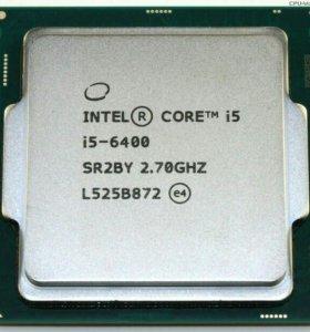 i5 6400 процессор