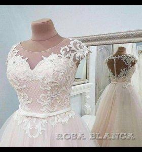 Свадебное платье Rosa Blanca