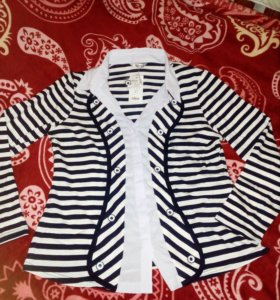 Блузки размер 50 и 52