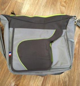 Дорожная сумка для мамы и малыша