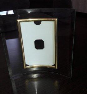 Рамка для фото.стекло