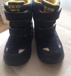 Ботинки Viking р 24