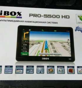 Навигатор IBOX PRO- 5500